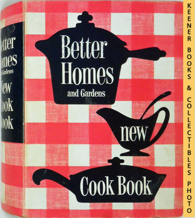 Better Homes And Gardens New Cook Book Five 5 Ring