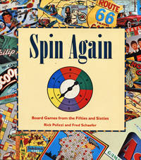 image of Spin Again. Board Games from the Fifties and Sixties