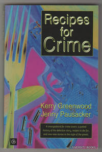 RECIPES FOR CRIME by  Jenny  & Pausacker - Paperback - First Edition - 1995 - from Diversity Books and Biblio.com