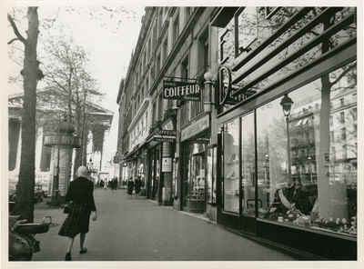 Paris: Cinedis, 1961. Archive of 14 original single weight black-and-white photographs, and various ...