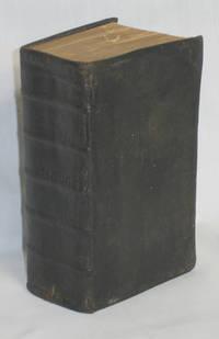 Biblia, Das Ist; Die Ganze Heilige Schrift Alten Und Neuen Testaments Von Herren  D. Martin Luther