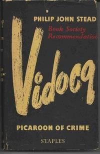 image of VIDOCQ, A BIOGRAPHY Picaroon of Crime
