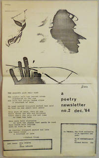 A Poetry Newsletter No. 2
