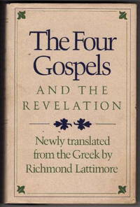 image of The Four Gospels and the Revelation