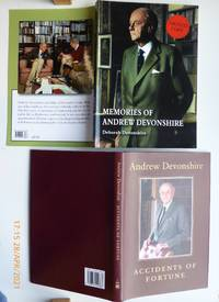 image of Memories of Andrew Devonshire, with, Accidents of fortune (2 books)