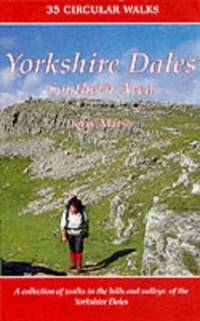image of The Yorkshire Dales: Southern and Western Area: A Collection of Walks in the Hills and Valleys of Ribblesdale, Wharfedale, Airedale and Malhamdale, Dentdale and the Howgills (Dalesman Walking Guides)