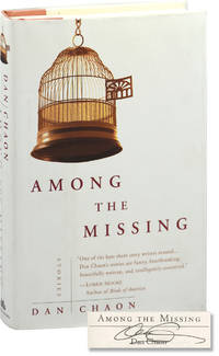 image of Among the Missing (First Edition, inscribed to author Chris Offutt)