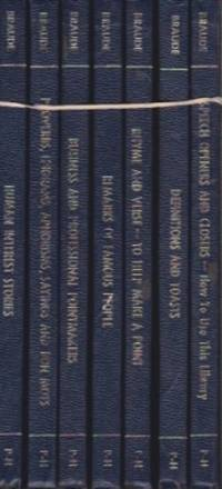 image of Complete Speaker's and Toastmaster's Library (7 Volumes)
