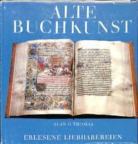 Alte Buchkunst, erlesene Liebhabereien, Stuttgart (1967).