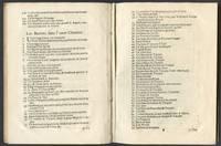 Specification De tout ce qui se trouve dans le Cabinet des Raretez, de feu Mr. le Comte de Daneskiold