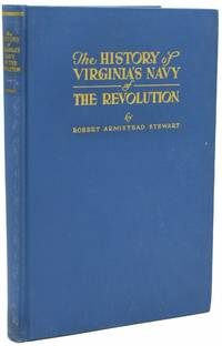 THE HISTORY OF VIRGINIA'S NAVY OF THE REVOLUTION