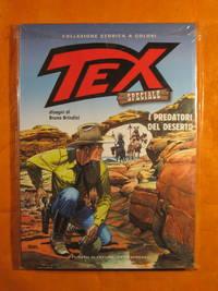 Tex: Speciale I Predatori Del Deserto