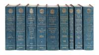 History of the Supreme Court of the United States. Vols I-IX, in 9 bks