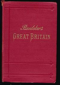 Great Britain. by  KARL BAEDEKER - Hardcover - from Kleynes Antikvariat (SKU: 302058)