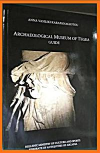 image of  Archaeological Museum of Tegea: Guide