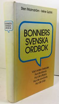 BONNIERS SVENSKA ORDBOK (SWEDISH)