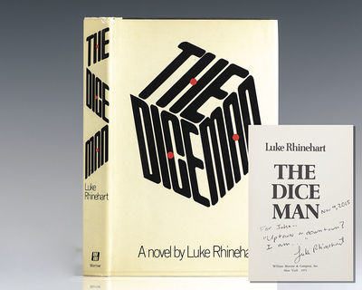 New York: William Morrow and Company, 1971. First edition of this cult classic. Octavo, original clo...