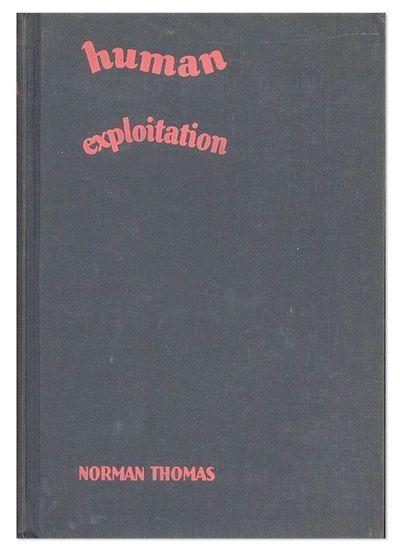 New York: Frederick A. Stokes Company, 1934. First Edition. Octavo (21cm.); original black cloth, up...