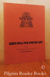 image of God's Will the End of Life. Discourse VI of Discourses Addressed to Mixed  Congregations.