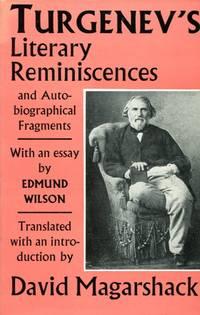 image of Turgenev's Literary Reminiscences