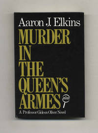 Murder In The Queen's Arms  - 1st Edition/1st Printing