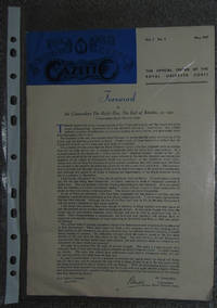 The Royal Observer Corps Gazette Vol. 1 No 5