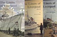 image of 3 Volume Set The Liners of Liverpool, Part 1, 2 & 3.