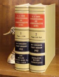 United States Code Congressional & Administrative News. 1953. 2 books