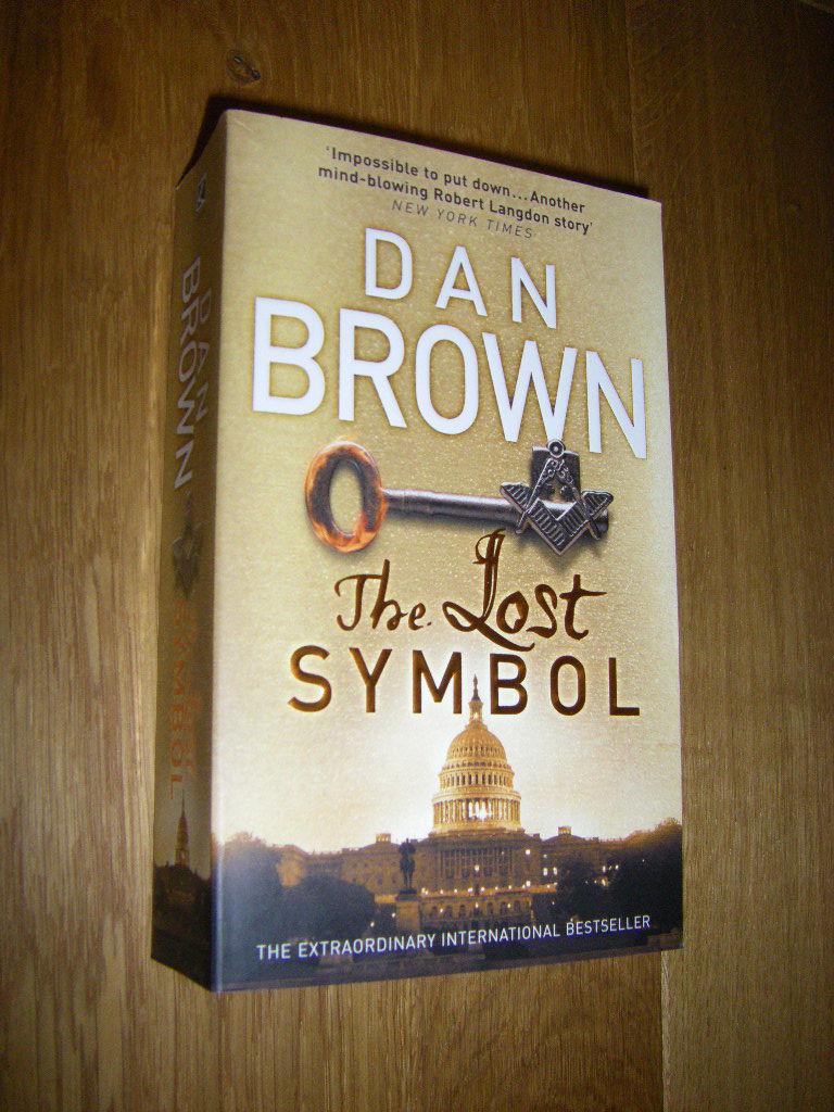 9780552161237 The Lost Symbol By Dan Brown