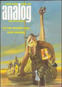 Analog Science Fiction / Science Fact, March 1967 (Volume 79, Number 1)