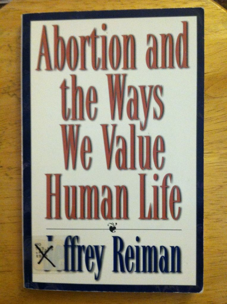 abortion and the importance of human life Aquinas's stance on the beginning of human life is a controversial  light of the  modern abortion controversy and the corresponding importance.
