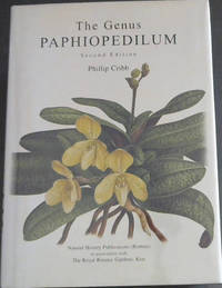 The Genus Paphiopedilum by  Phillip Cribb - Hardcover - 2nd Edition - 1998 - from Chapter 1 Books (SKU: 85jp)