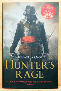 Hunter's Rage (UK Signed, Lined & Pre-Publication Day Dated Copy)