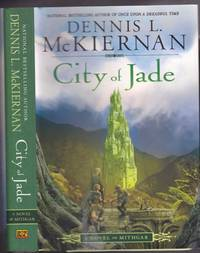 """image of City of Jade  -8th and final (?) volume in the """"Mithgar"""" series"""