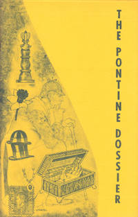 image of THE PONTINE DOSSIER ~ 1977 Edition