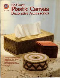 EZ-Count Plastic Canvas Decorative Accessories