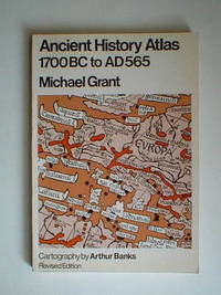 image of Ancient history atlas: 1700 BC TO AD 565