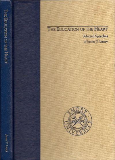 Atlanta: Emory University, 1994. Hardcover. Very good. Octavo. xiv, 128 pages. Cream cloth hardcover...