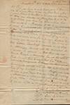 View Image 3 of 3 for A plea from a hero of the Northwest Indian Wars to receive his Army pension Inventory #008893