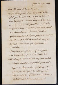 letter address format autograph letter signed to cyrille charles auguste 1766