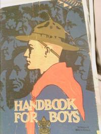 image of Boy Scout Handbook (Revised Handbook for Boys, Boy Scouts of America, First Edition)