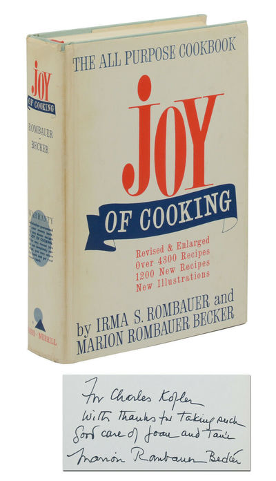 Indianapolis: The Bobbs-Merrill Company, Inc, 1973. Very Good+/Very Good. Signed by co-author Marion...