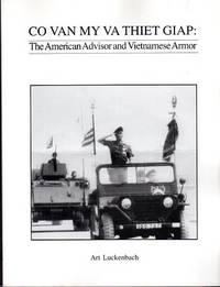 Co Van My Va Thiet Giap: An American Advisor and Vietnamese Armor