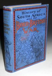 image of History of South Africa and the Boer=British War. Blood and Gold in Africa...