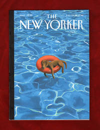image of The New Yorker - July 9 & 16, 2018.  Broadcasting One's Life; Gun Country; Saving the Subway; Addams Family Secret; Ottessa Moshfegh; SCOTUS; George Clinton P-Funk; Universal Basic Income; Machado de Assis; Carmen Jones