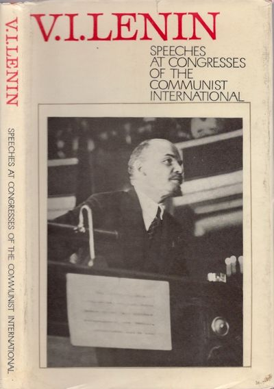 Moscow: Progress Publishers, 1972. First printing. Hardcover. Very good/good. Hardcover with photogr...