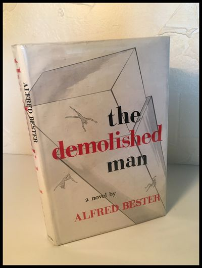 The Demolished Man - SIGNED