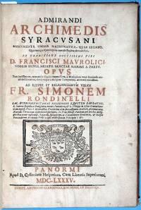Monumenta omnia mathematica (1685) + Opera quae extant (1615)