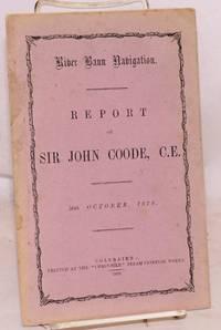 River Bann navigation: report of Sir John Coode