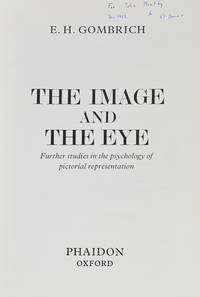 image of The Image and the Eye.